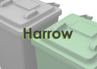 Wheelie bin cleaning in Harrow, Stanmore, Pinner and Wealdstone
