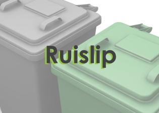 Wheelie Bin Cleaning in Ruislip