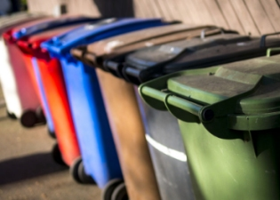 Residential and Domestic Wheelie Bin Cleaning services in the Welwyn and Hatfield Borough